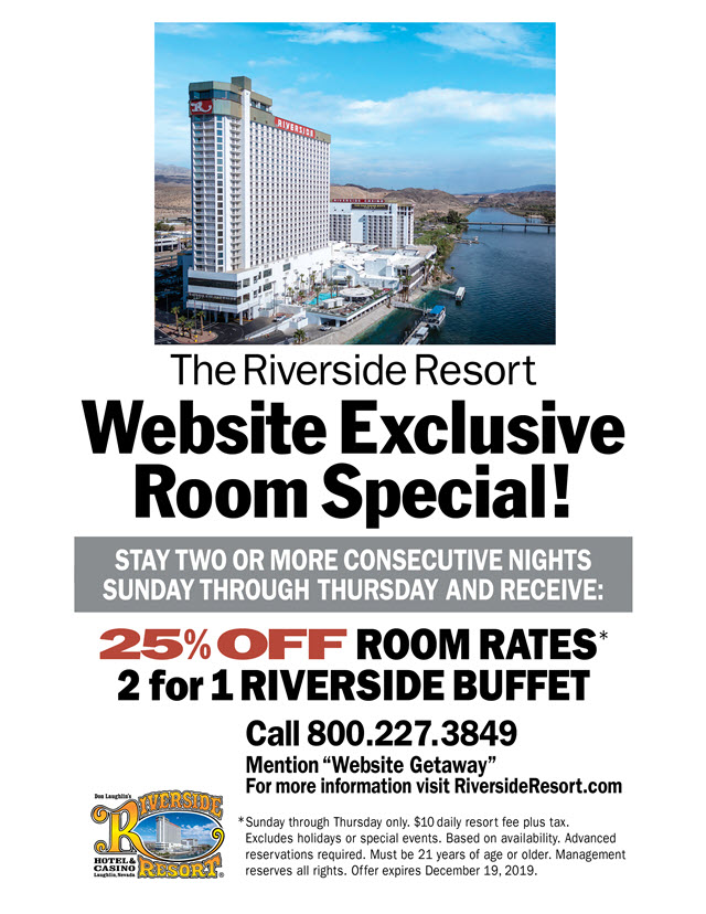 Don Laughlin S Riverside Resort Hotel Casino Laughlin