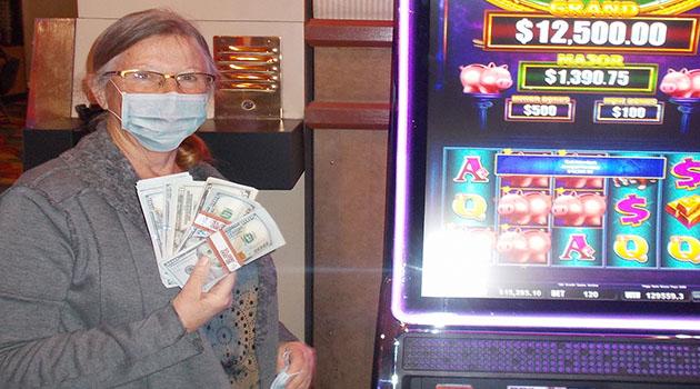 Susan S Jackpot Winner